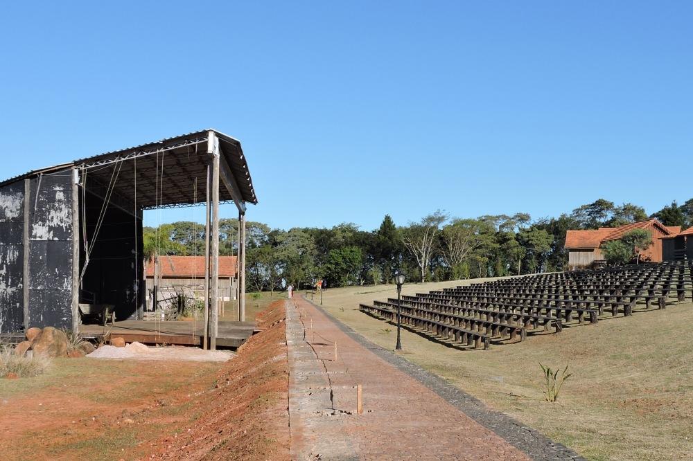 palco carambei parque historioco