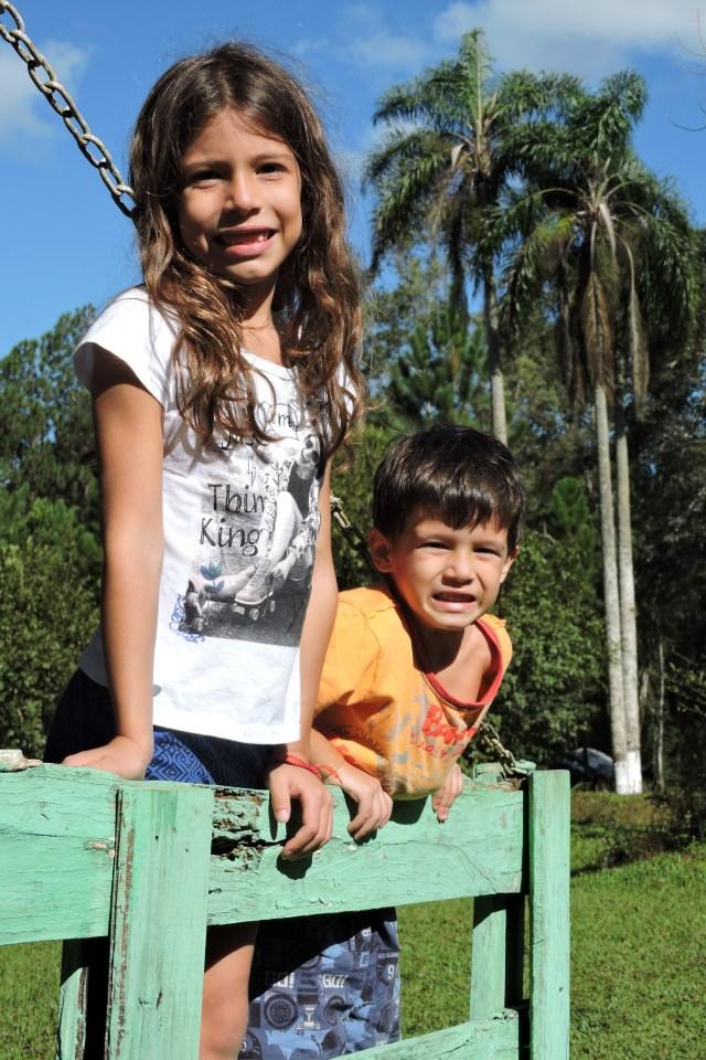 Estância Barão Do Rio Branco Tamarana Paraná