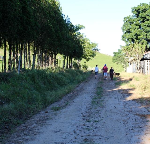Caminhada_Serra das Pedras_Paraná_Ribeirão Claro