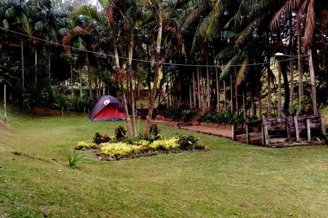 Pousada_ruvina_camping_Ribeirão Claro_Paraná