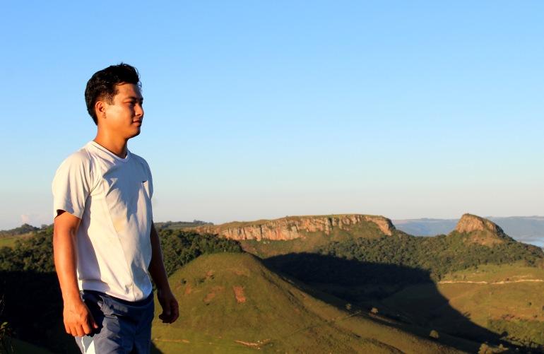 Serra das Pedras_Ribeirão Claro_Paraná