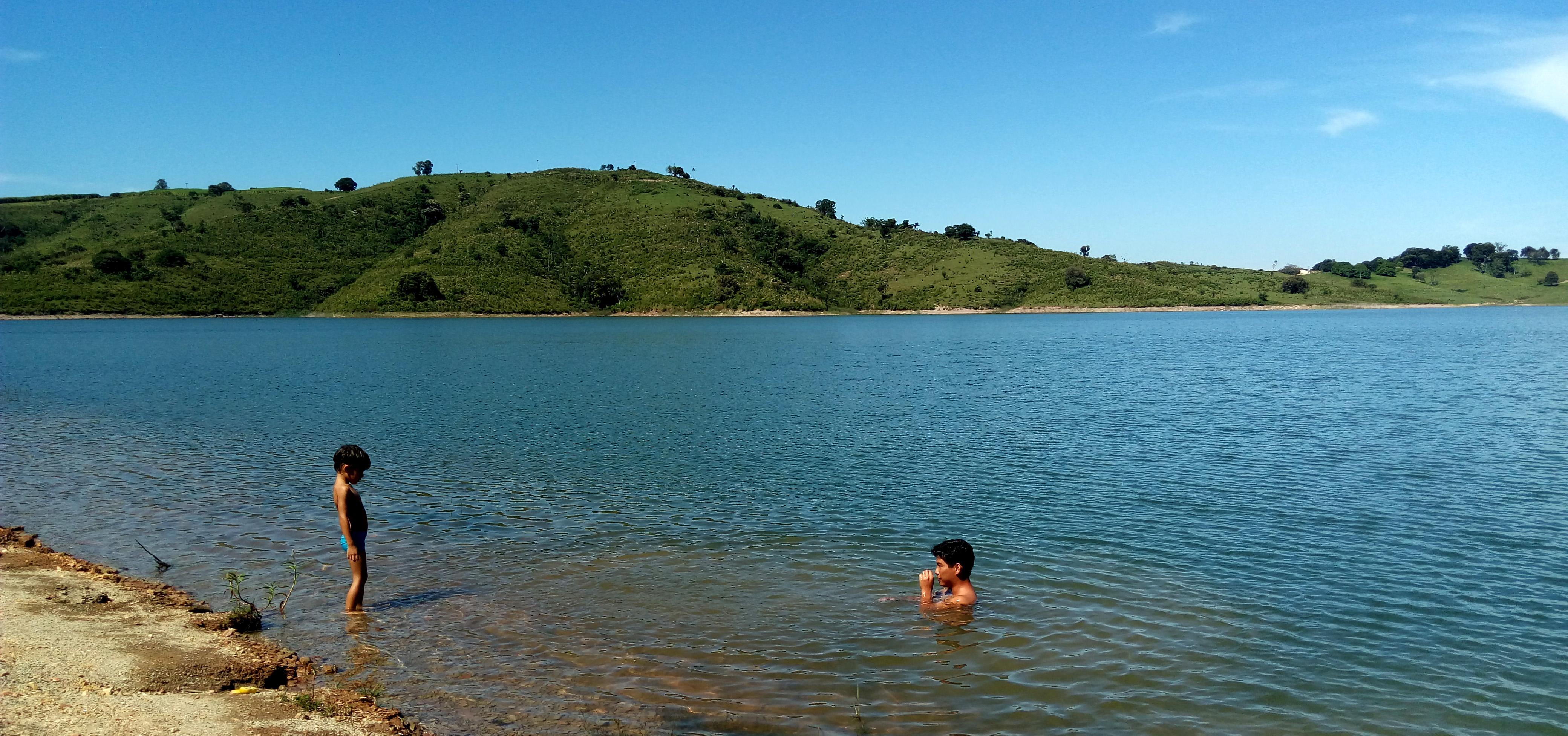 Represa Chavantes_Paraná_ribeirão Claro