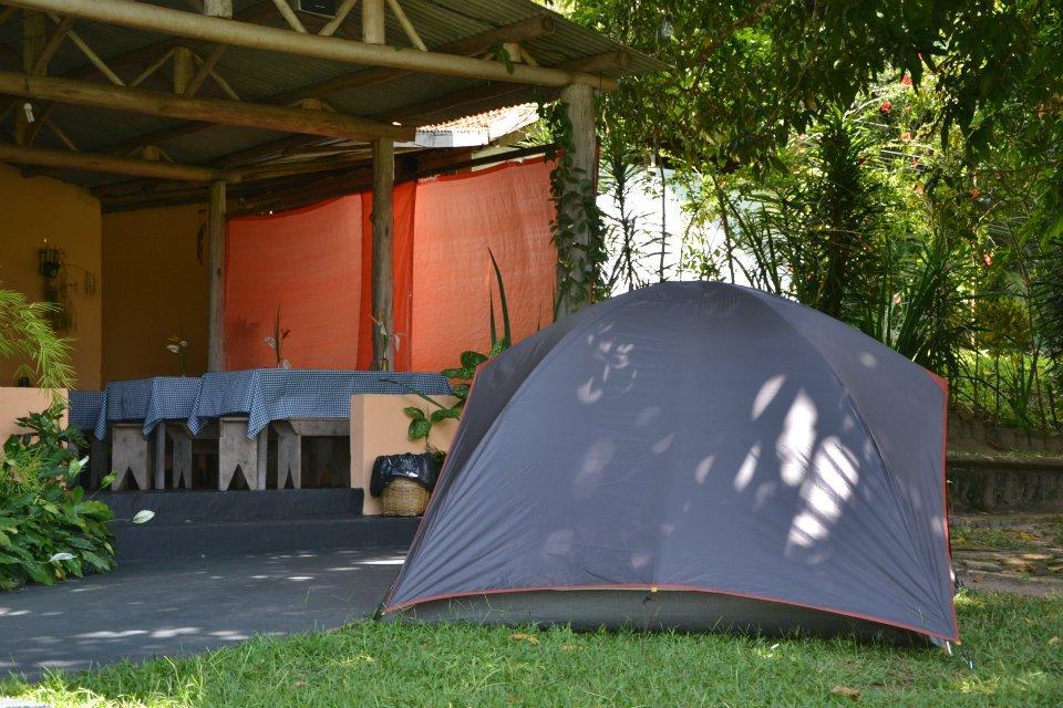 Pousada Ruvina camping
