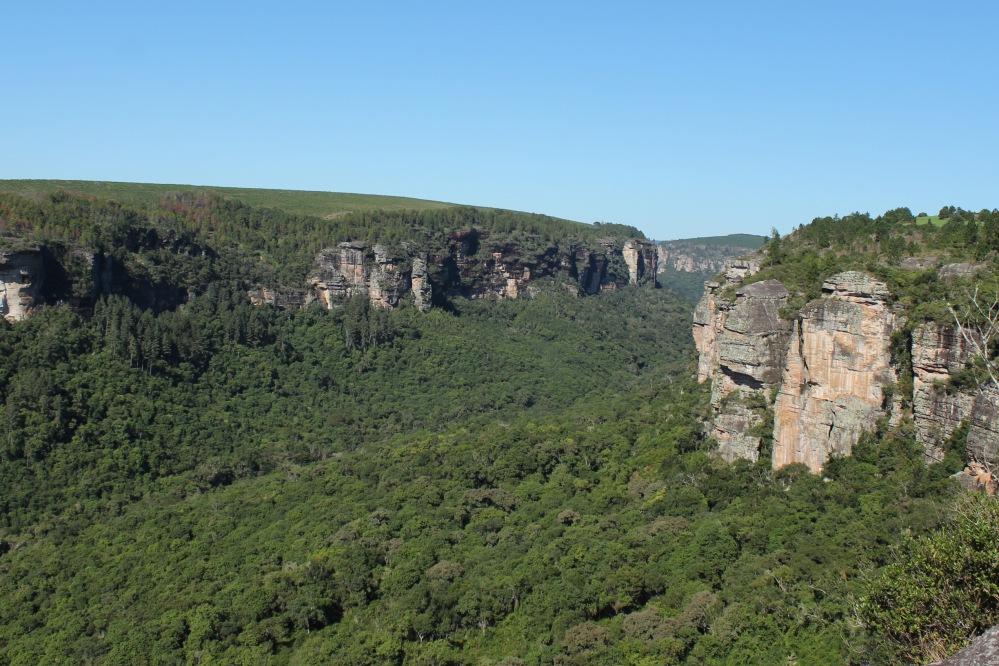Canion Jaguaricatu_Sengés_Paraná