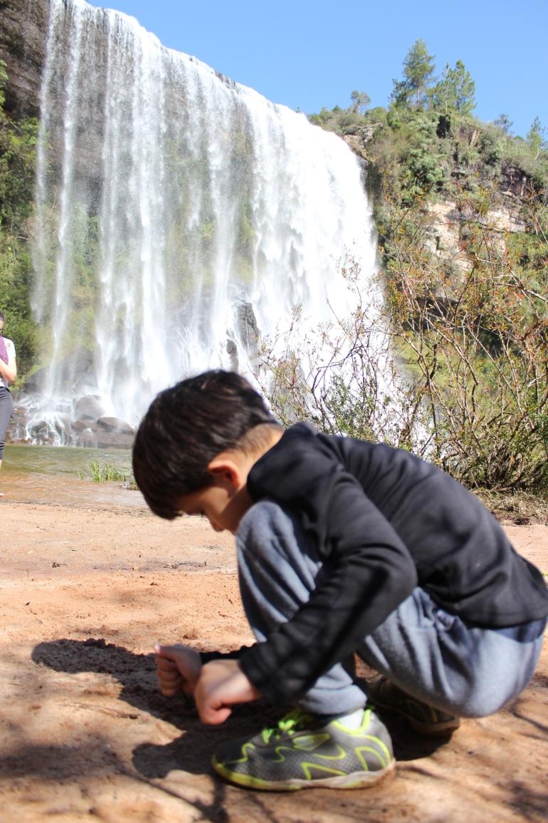 Cachoeira do Sobradinho Paraná Sengés