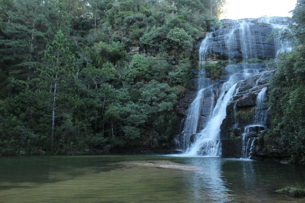 Cachoeira do Lageado Sengés Paraná