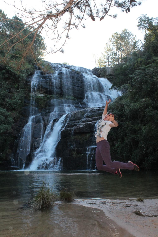 Cachoeira do Lageado Paraná Sengés