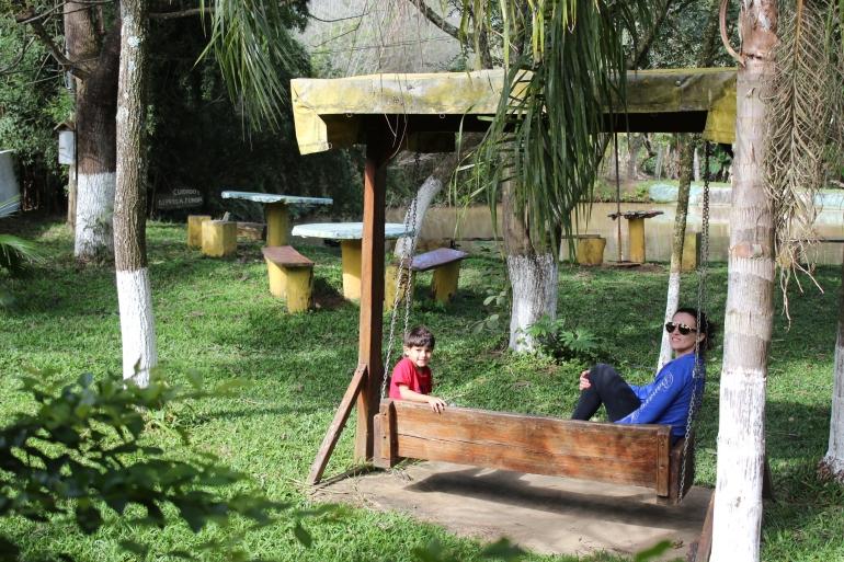 Pesque e Pague do Camargo em Sapopema.