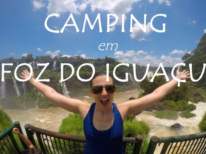 Camping em Foz do Iguaçu - Paudimar