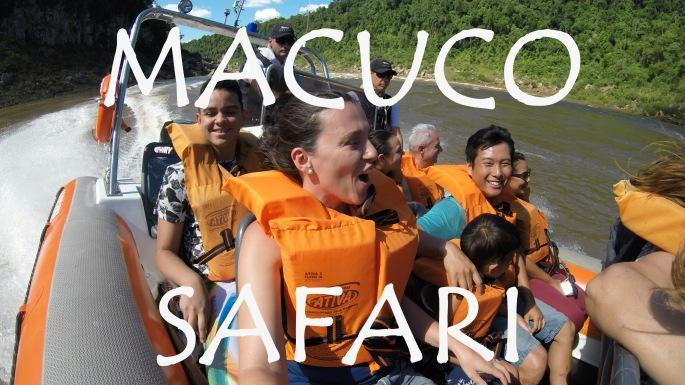Macuco Safari Foz do Iguaçu