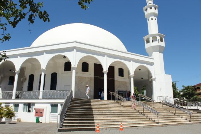 Mesquita Mulçumana Foz do Iguaçu