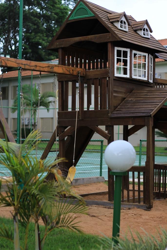 San juan eco hotel - playground