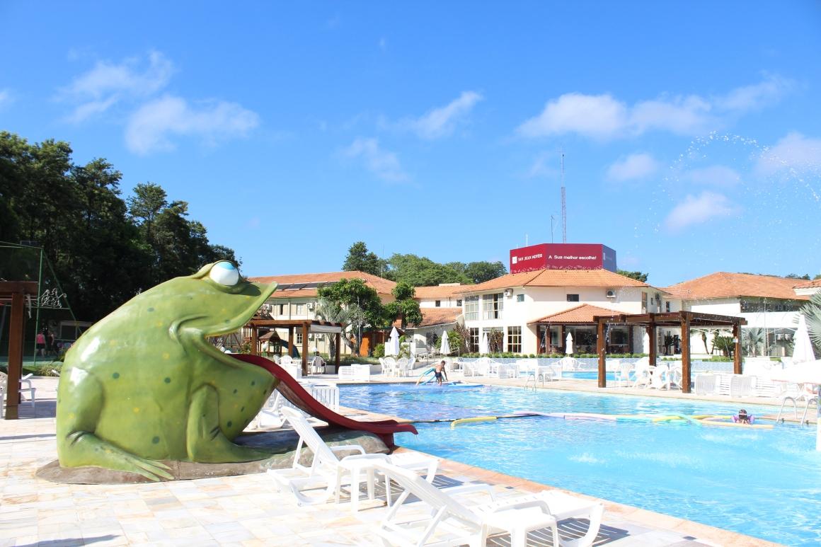 Piscinas do San Juan Eco hotel