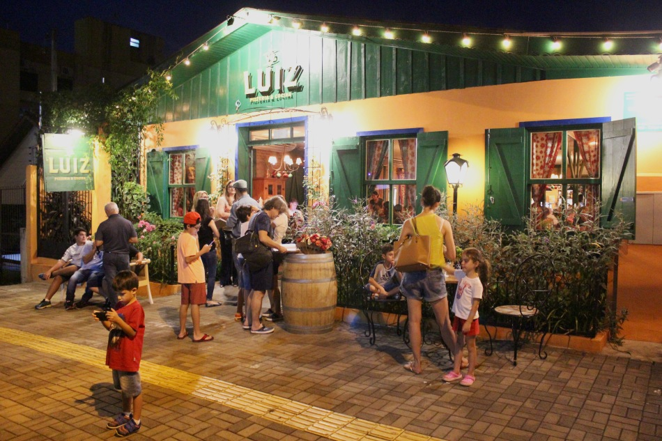 Vô Luiz Restaurante 2